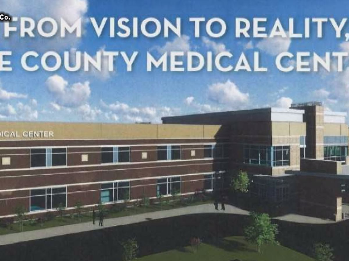 Lee Co. leaders give update on LCMC