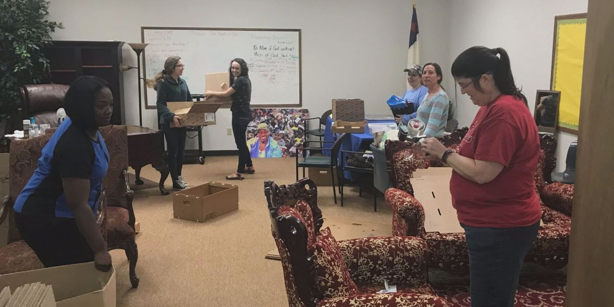 New Seasons Church finds new temporary home