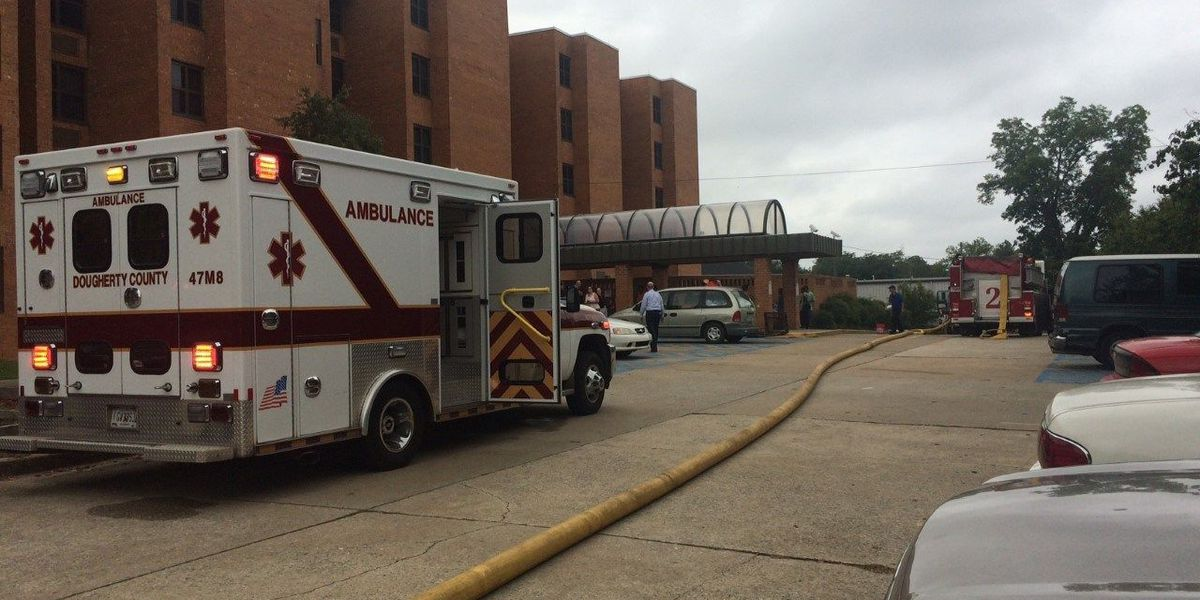 Residents evacuated after 5th floor Albany fire