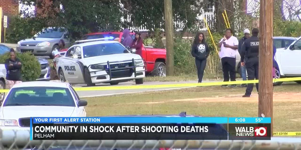 Community in shock after shooting deaths