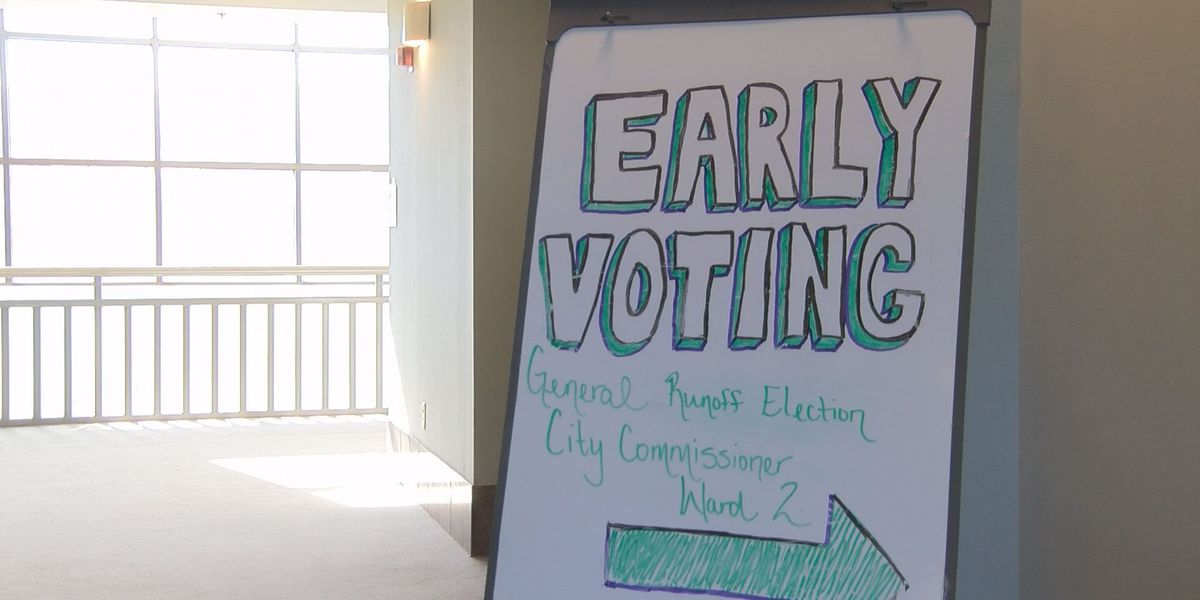 Low turnout for Ward II early voting
