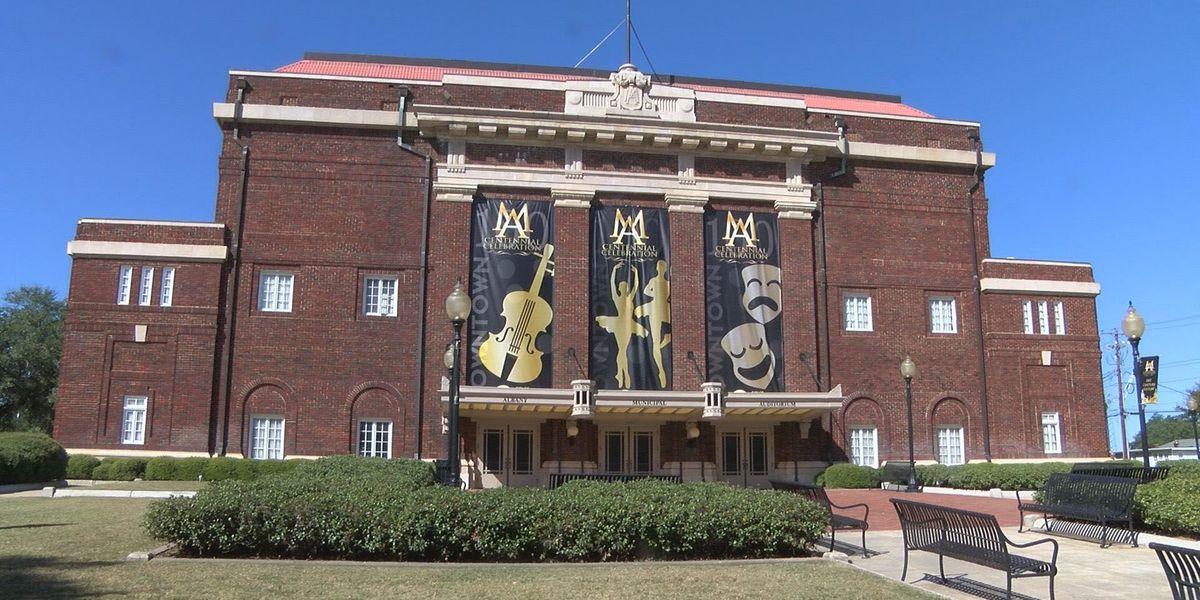 A century of history at the Albany Municipal Auditorium