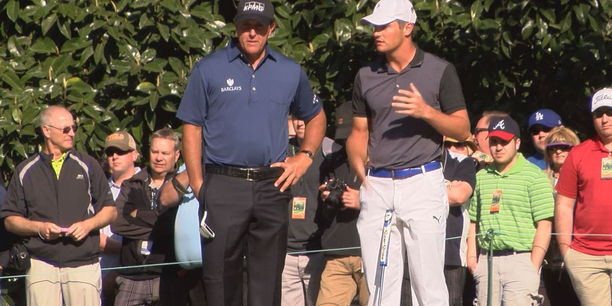 Masters tournament sets stage for amateur golfers