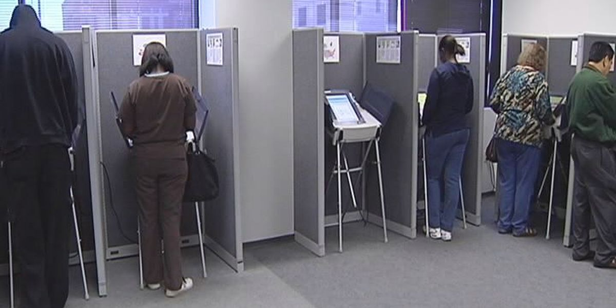 Officials hope for more voters this Election Day