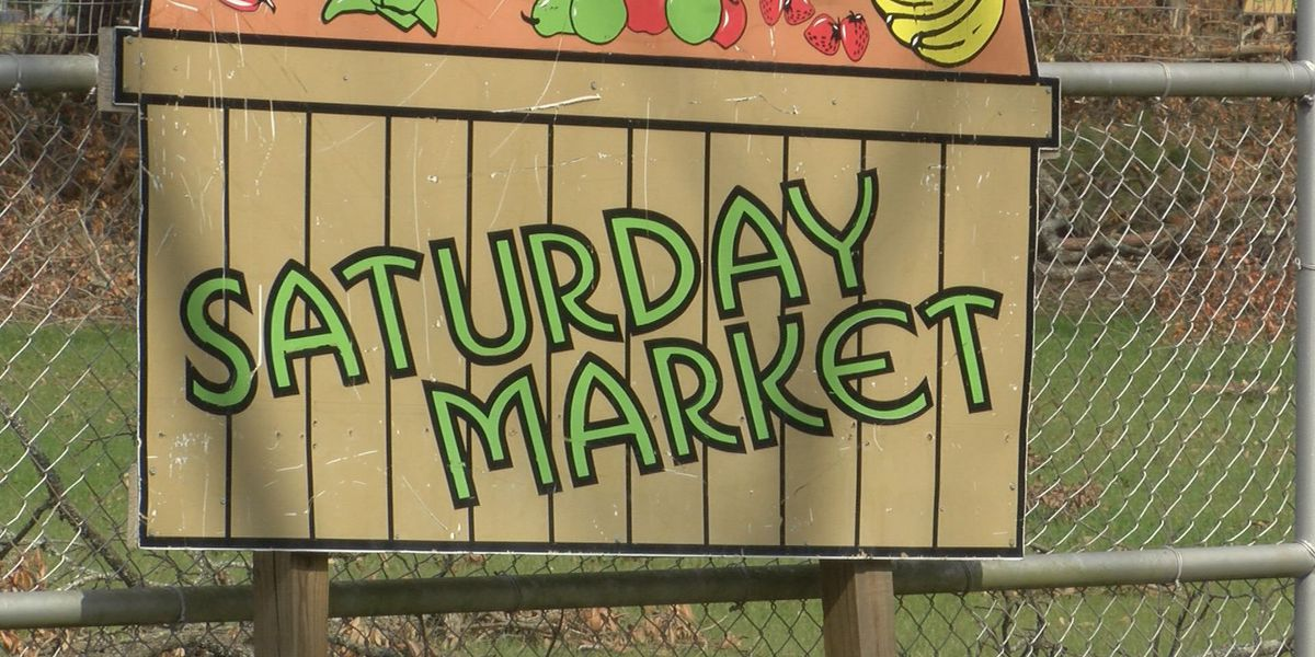 Tift Park Community Market preps for final weekend of season