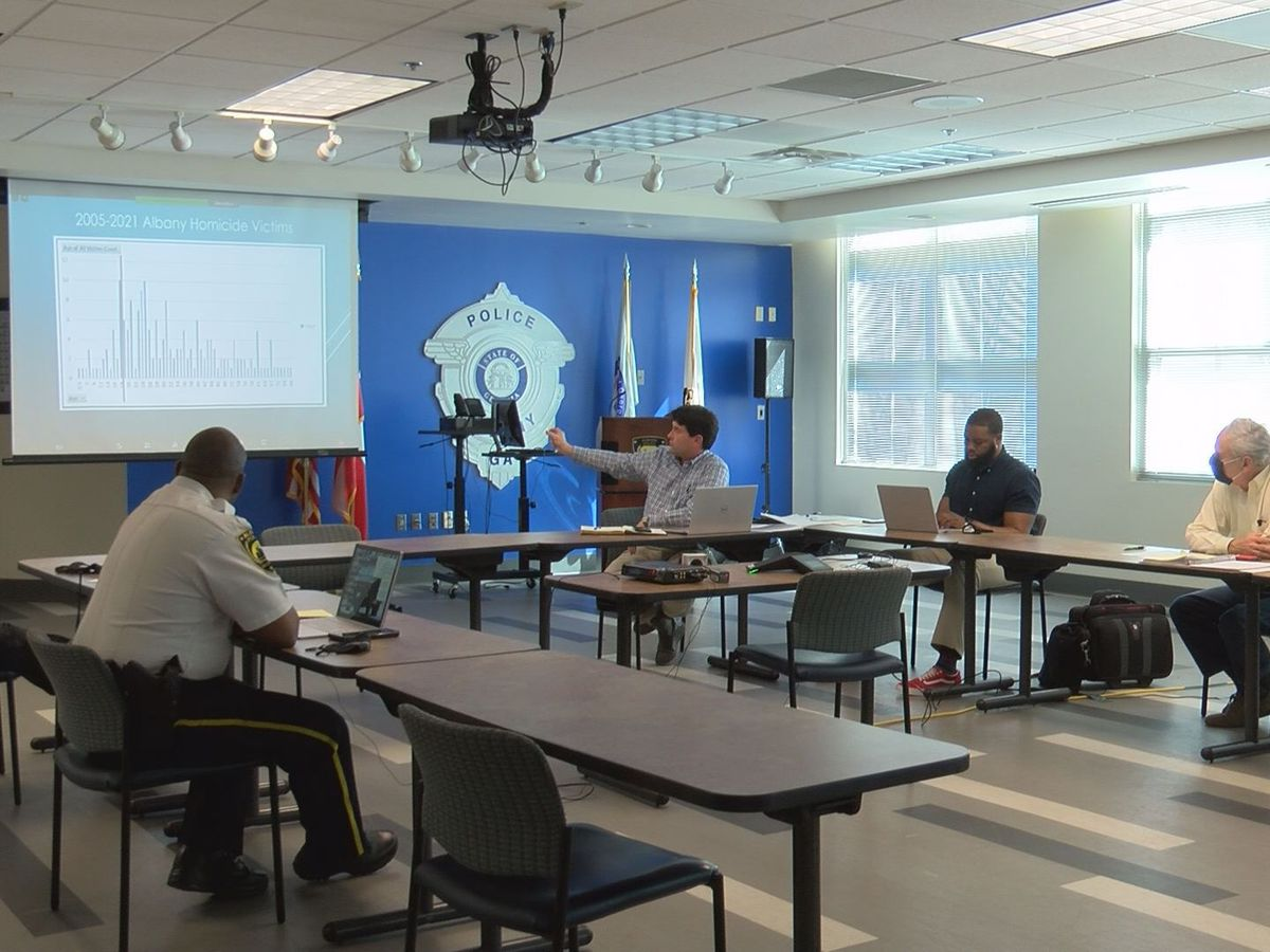 Commissioners discuss technology to make the community safer