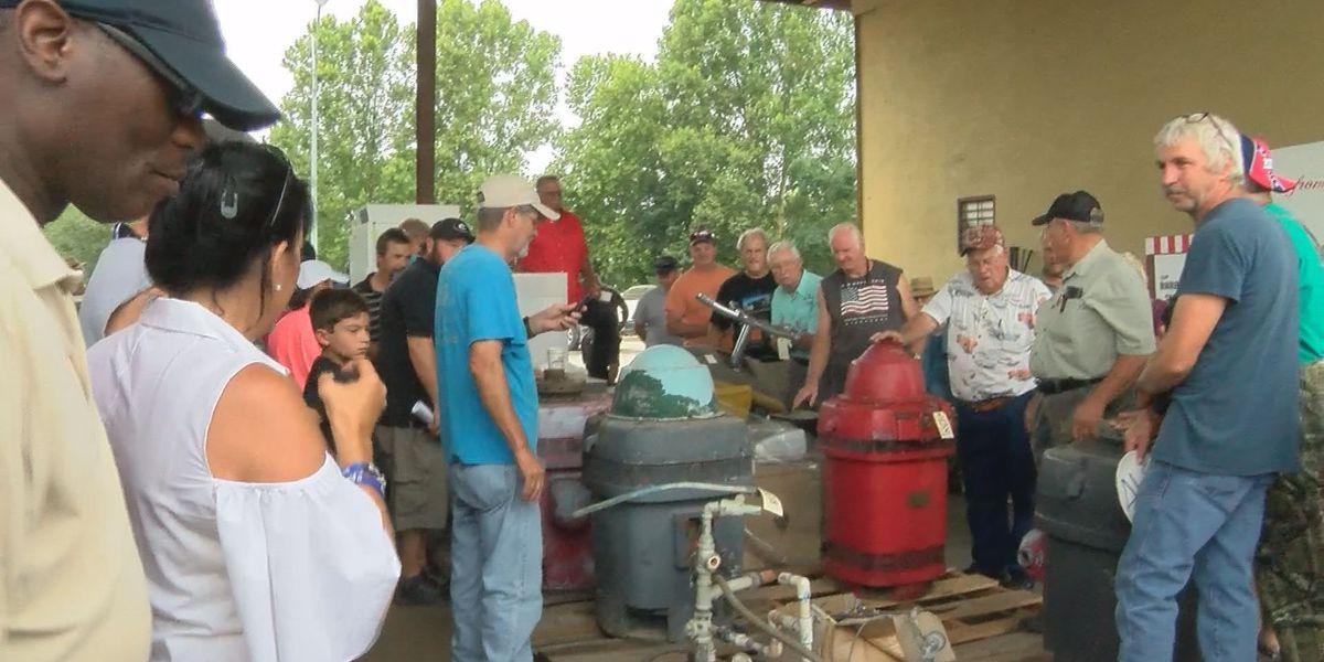 Surplus auction to help city's budget