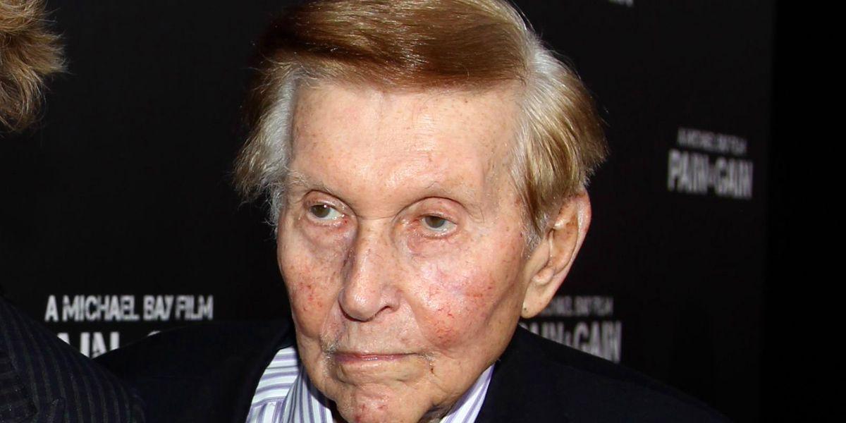 Media mogul Sumner Redstone dies at 97