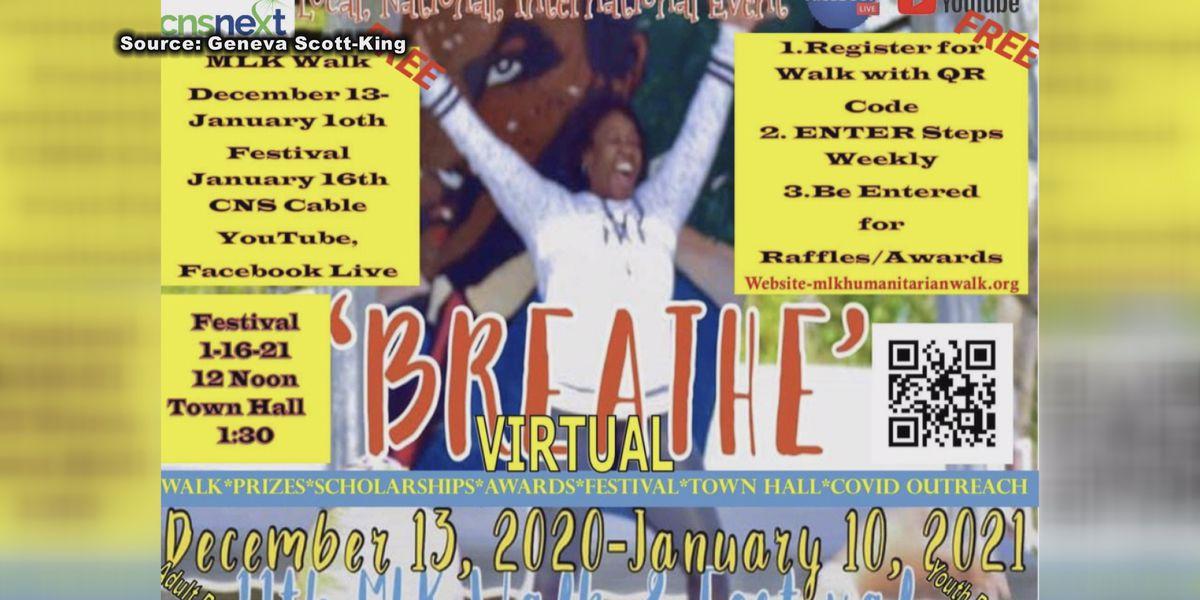 Yearly Thomasville MLK walk, festival to begin Sunday
