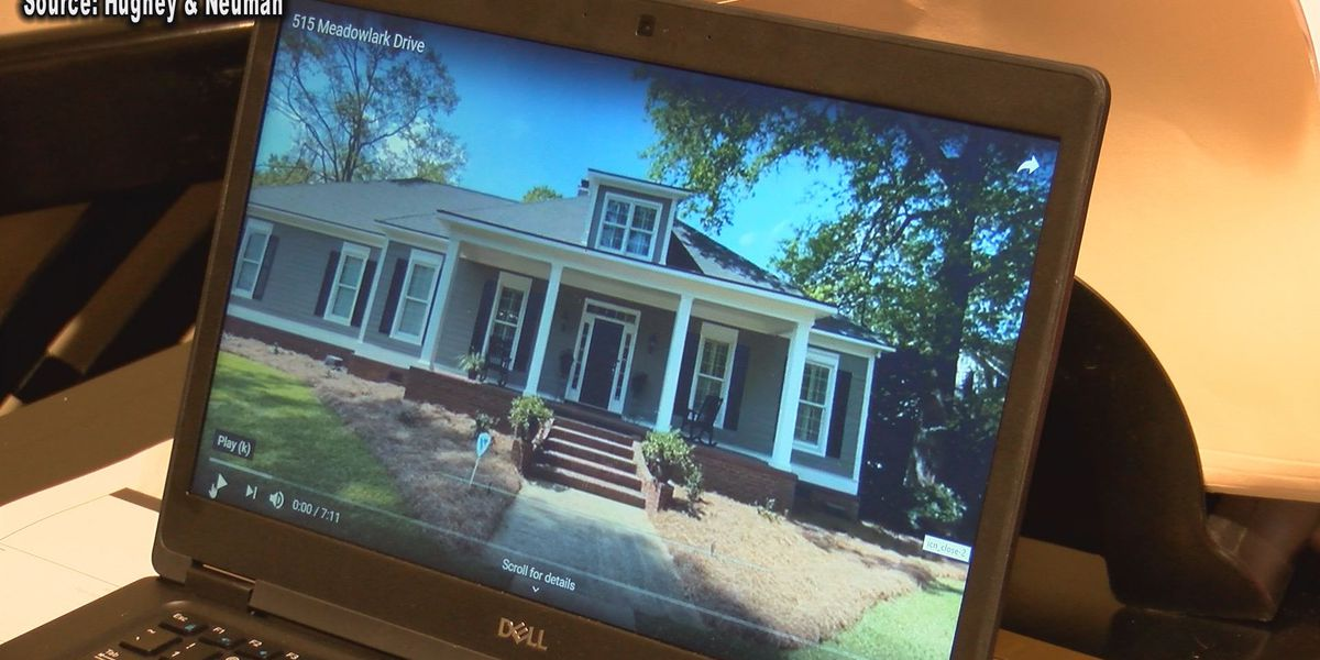Realtors offer virtual home tours
