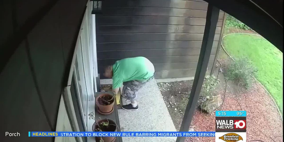 Safe and Sound: Porch Pirates