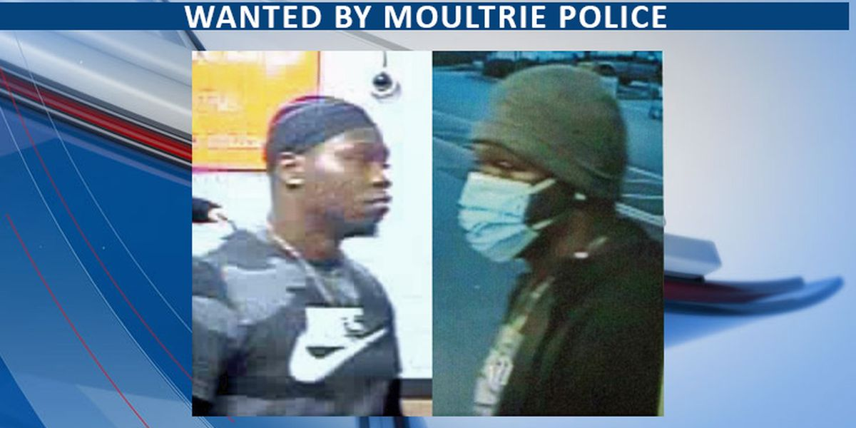 Moultrie PD needs help identifying theft suspect
