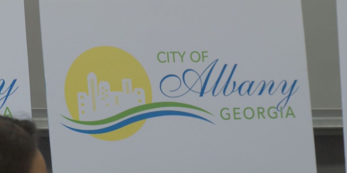 City of Albany unveils new logo