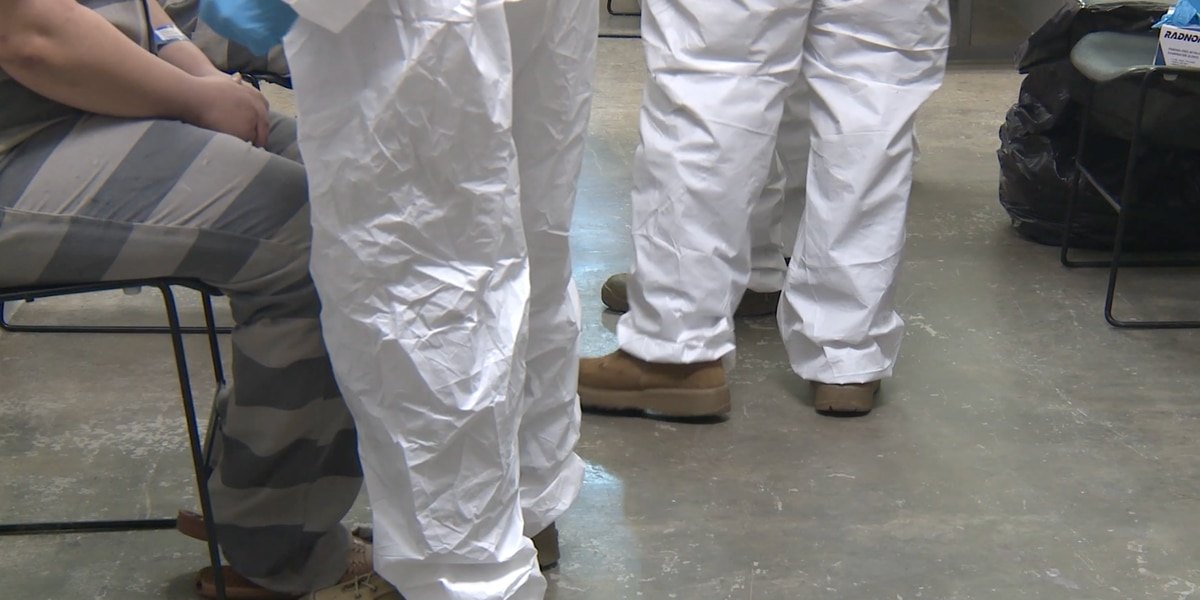 COVID-19 testing results show few positives in Lowndes County Jail