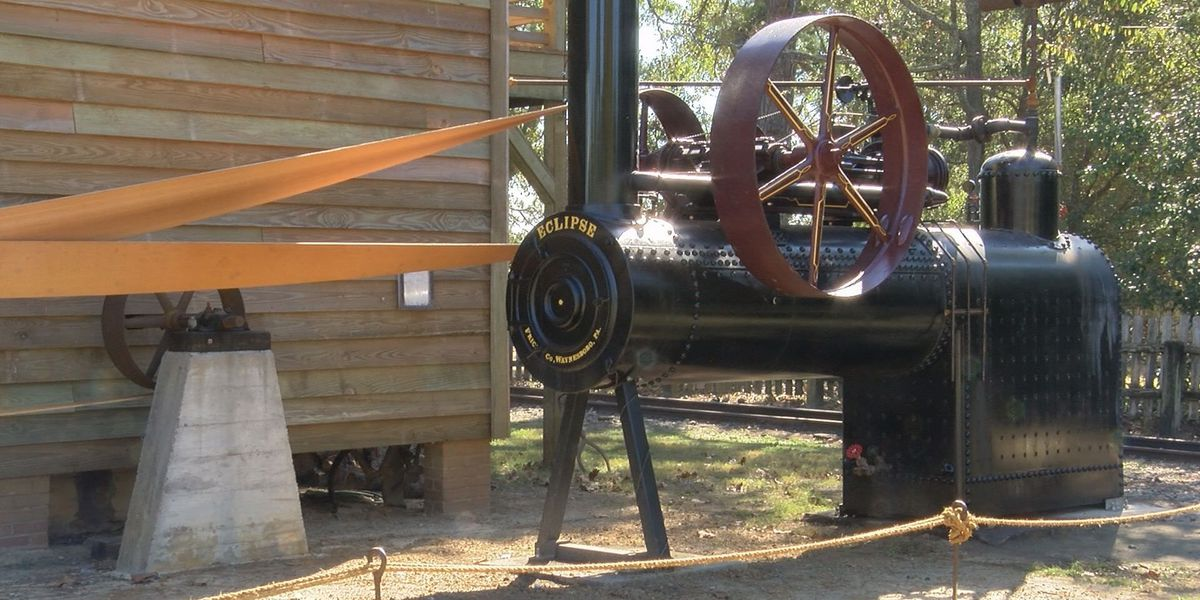 Cotton gin to run again after almost a decade
