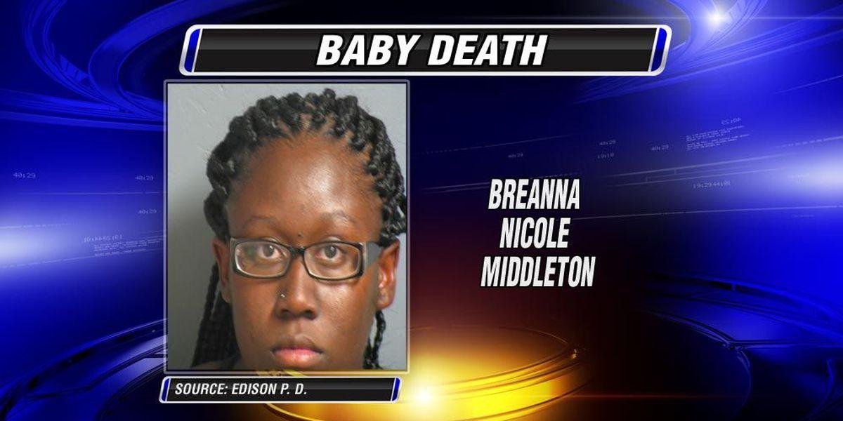 Woman accused of killing her 7-week-old daughter