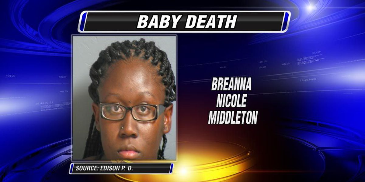 Edison woman guilty of killing baby daughter