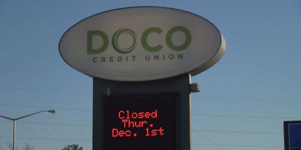 DOCO credit union system upgrade causes inconvenience
