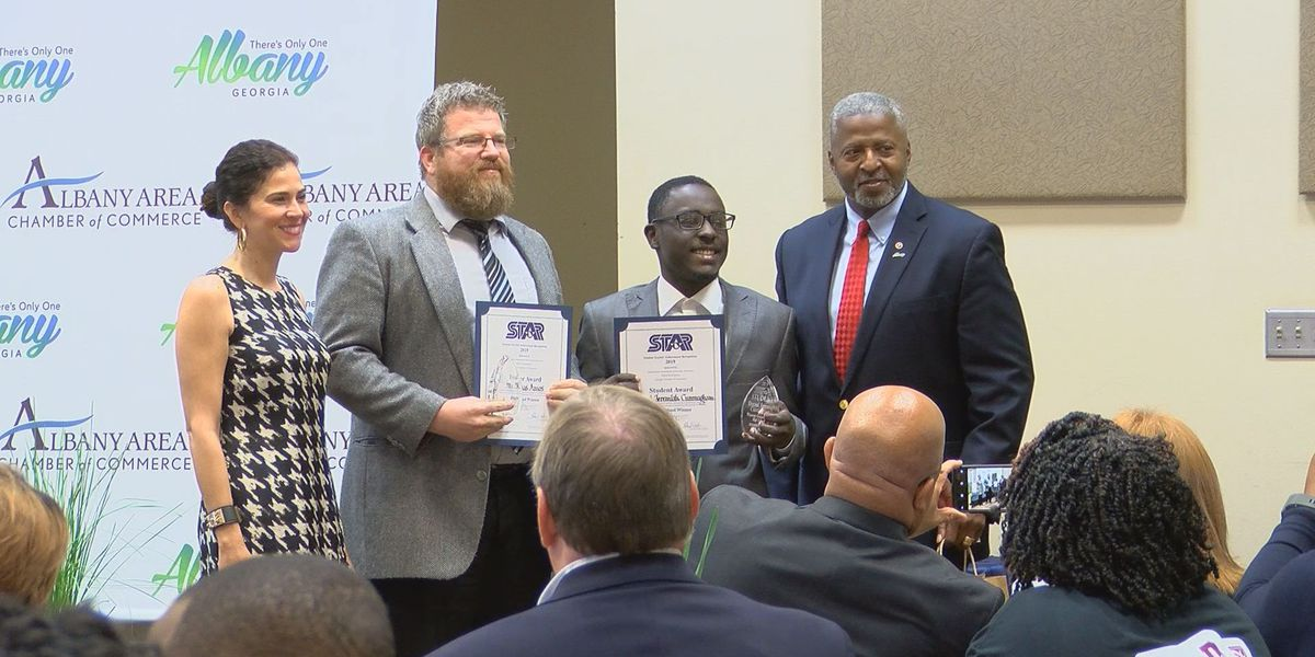 Westover Comprehensive High School student honored for STAR academics