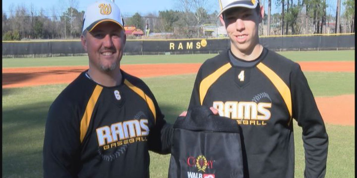 WALB STUDENT ATHLETE OF THE WEEK (2/19/15): Worth Co.'s Tyler Moore