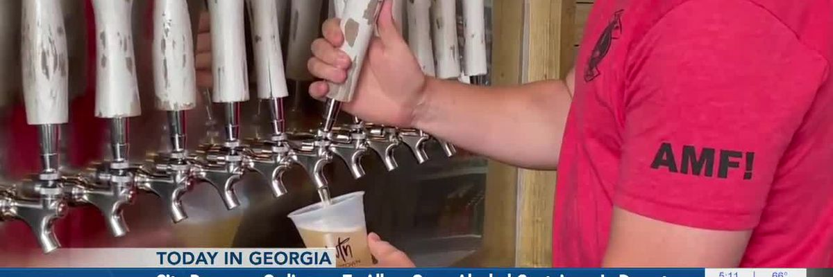 City of Valdosta proposes ordinance to allow open containers in downtown