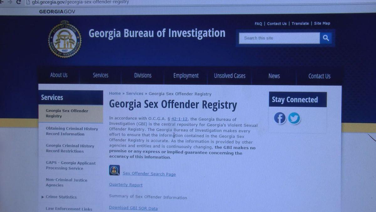 search sex offenders in area in Bellevue