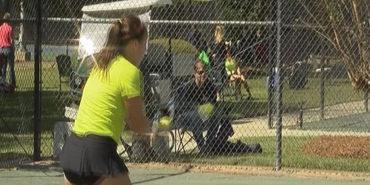 USTA tennis tourney attracts large turnout
