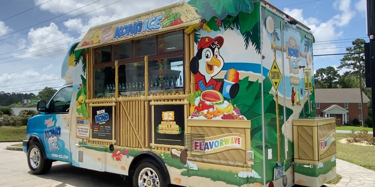 Kona Ice, good Samaritans come to the rescue after car crash accident