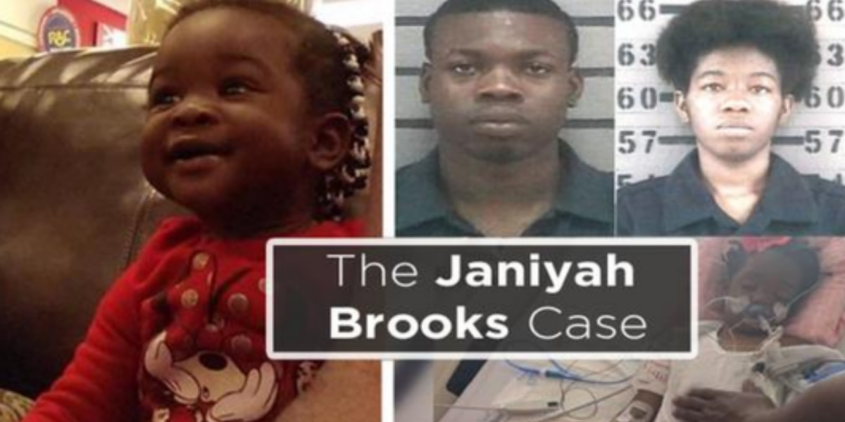 Weekend Vigil to honor Janiyah Brooks for her 4th birthday