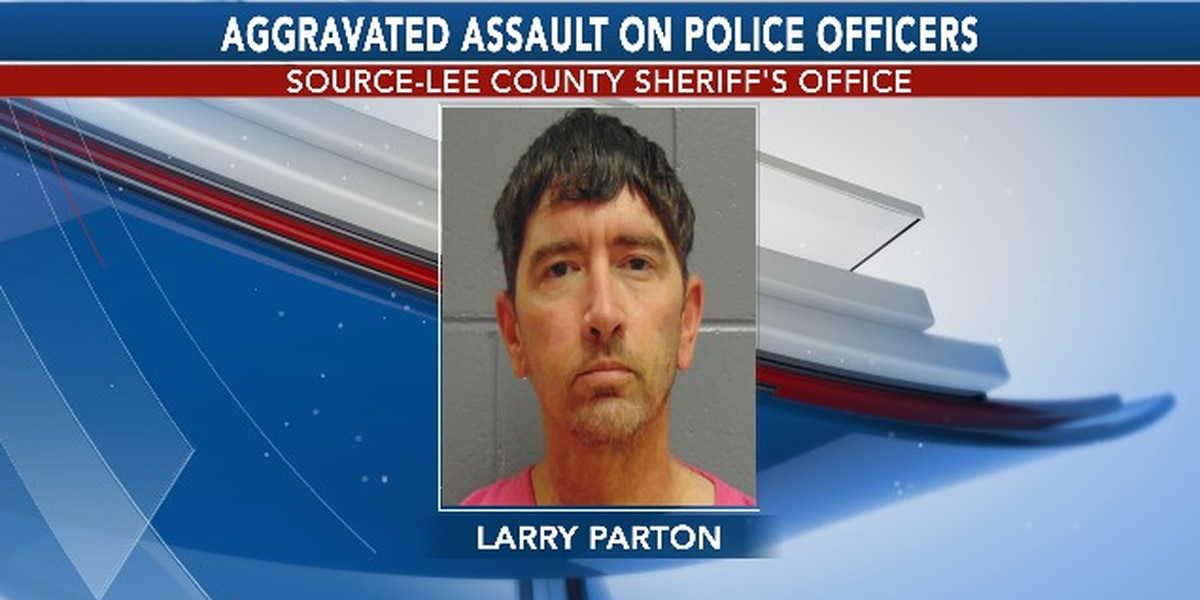 Man facing aggravated assault charges against Leesburg police