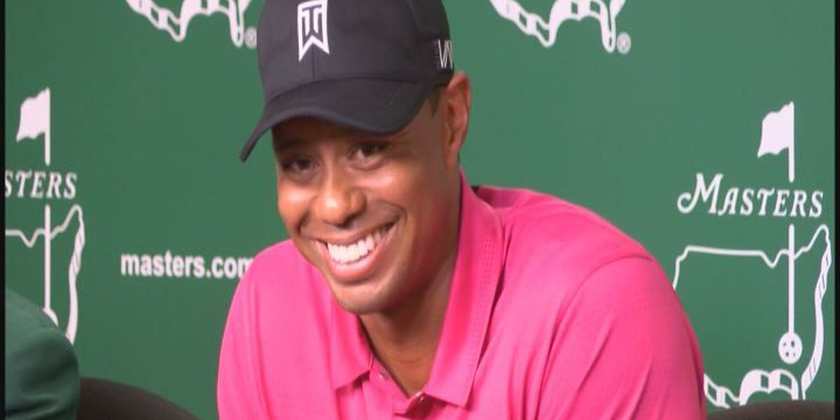 Tiger to play Par 3 Wednesday, children to caddy