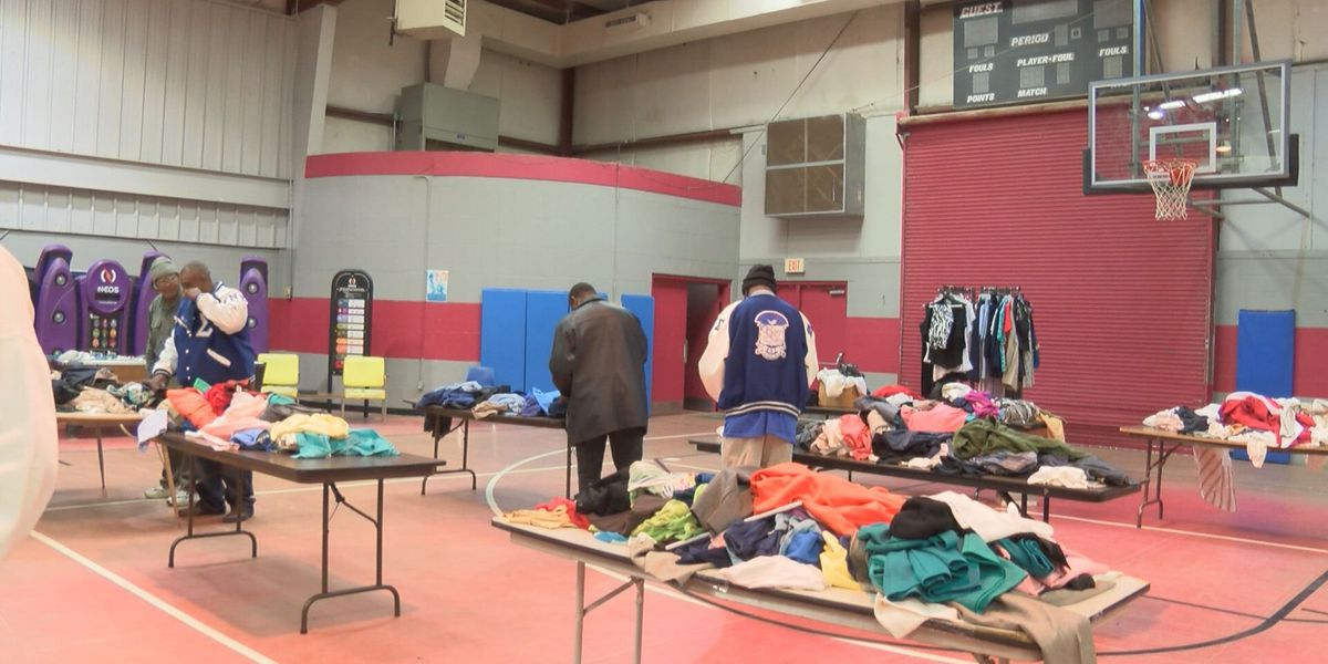 Clothing drive is a success in East Albany
