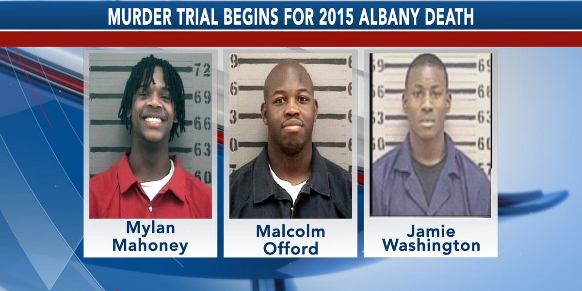 2 of 3 men charged in 2015 Albany murder case take the witness stand