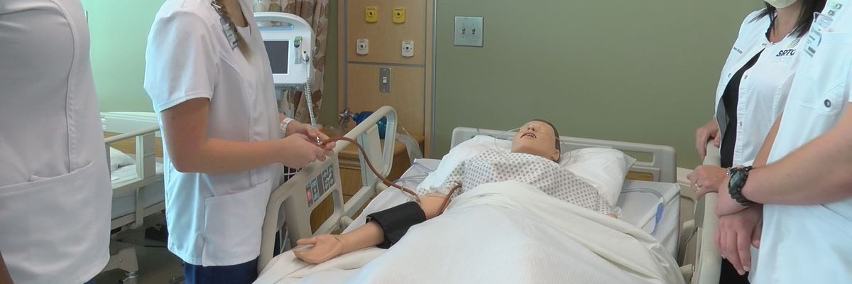 Nursing students look ahead to graduation after overcoming obstacles