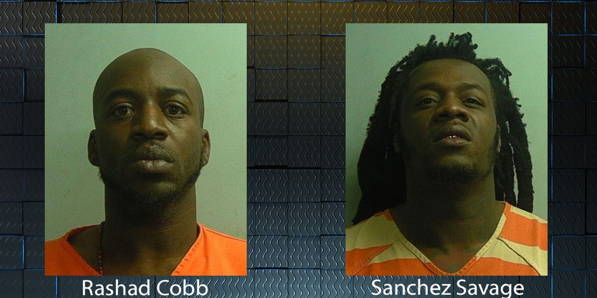 2 arrested on drug charges during Cordele traffic stop