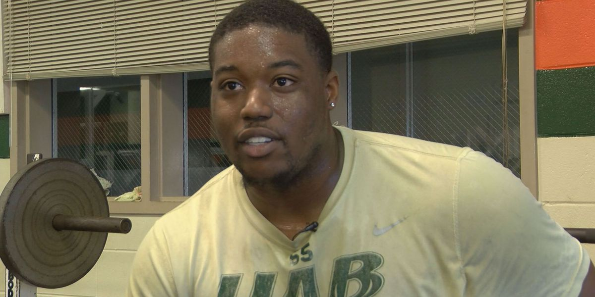 Underdog Morris excited for Bucs' rookie camp