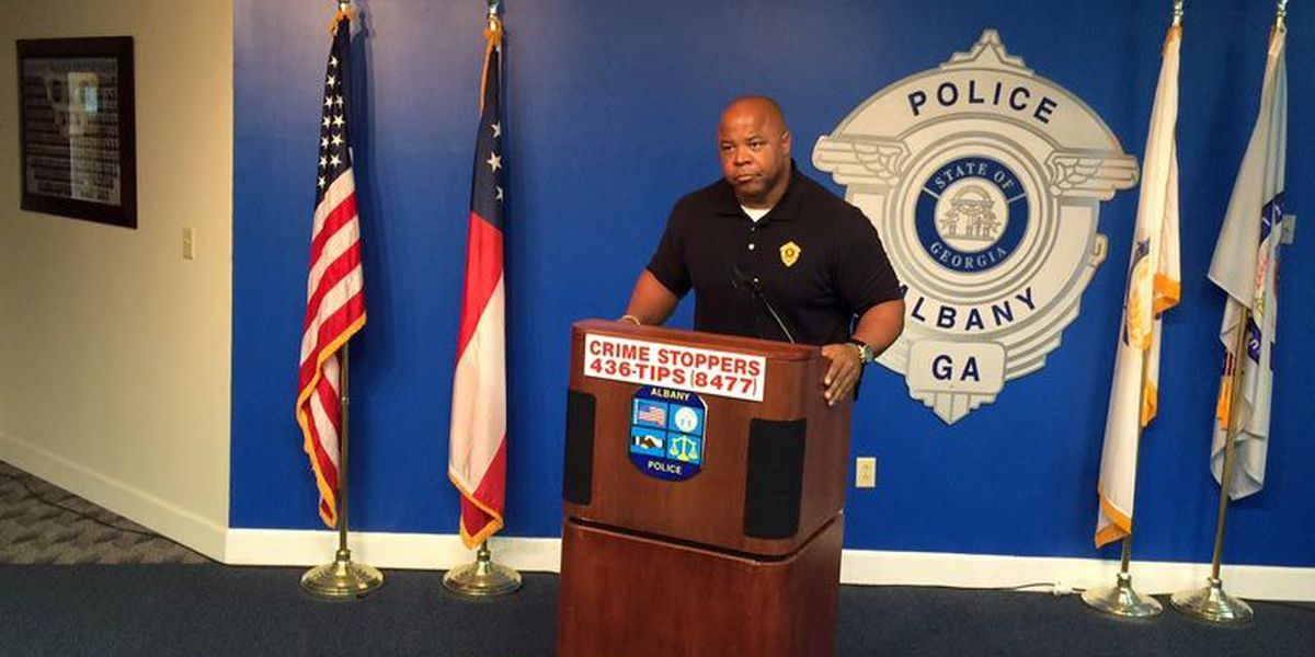 APD holds news conference on weekend murder