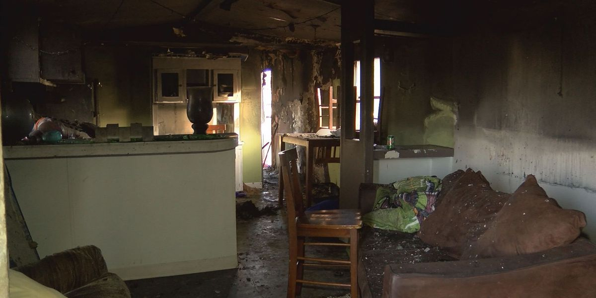 Albany mother learns tough lesson after daughter sets house on fire