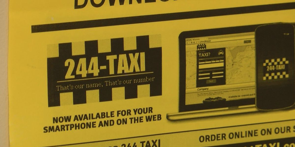 Taxi service preps for Super Bowl