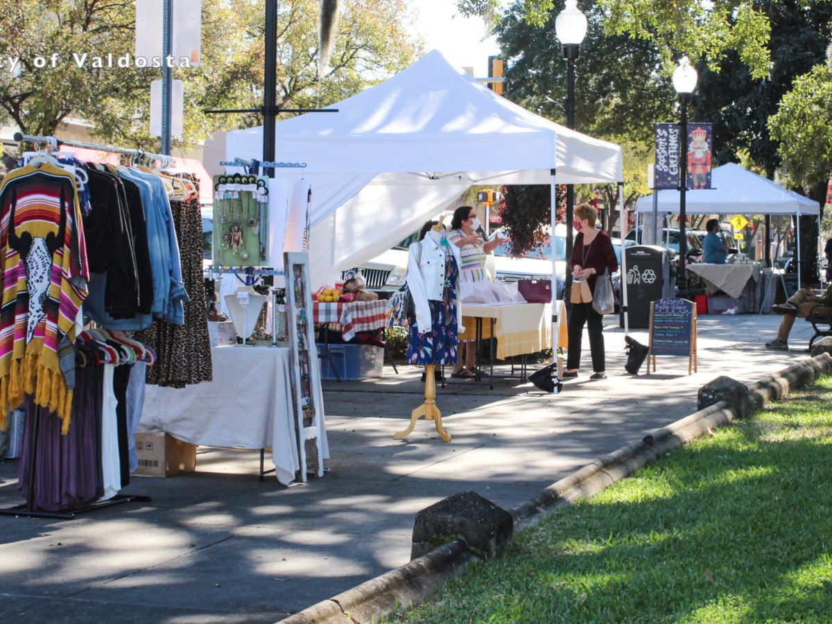 Downtown Valdosta's Makers Market to help small businesses grow