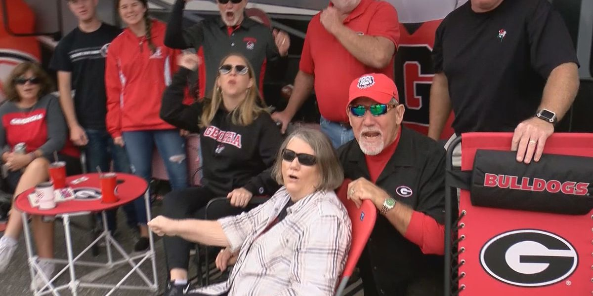 No tailgating at UGA home football games