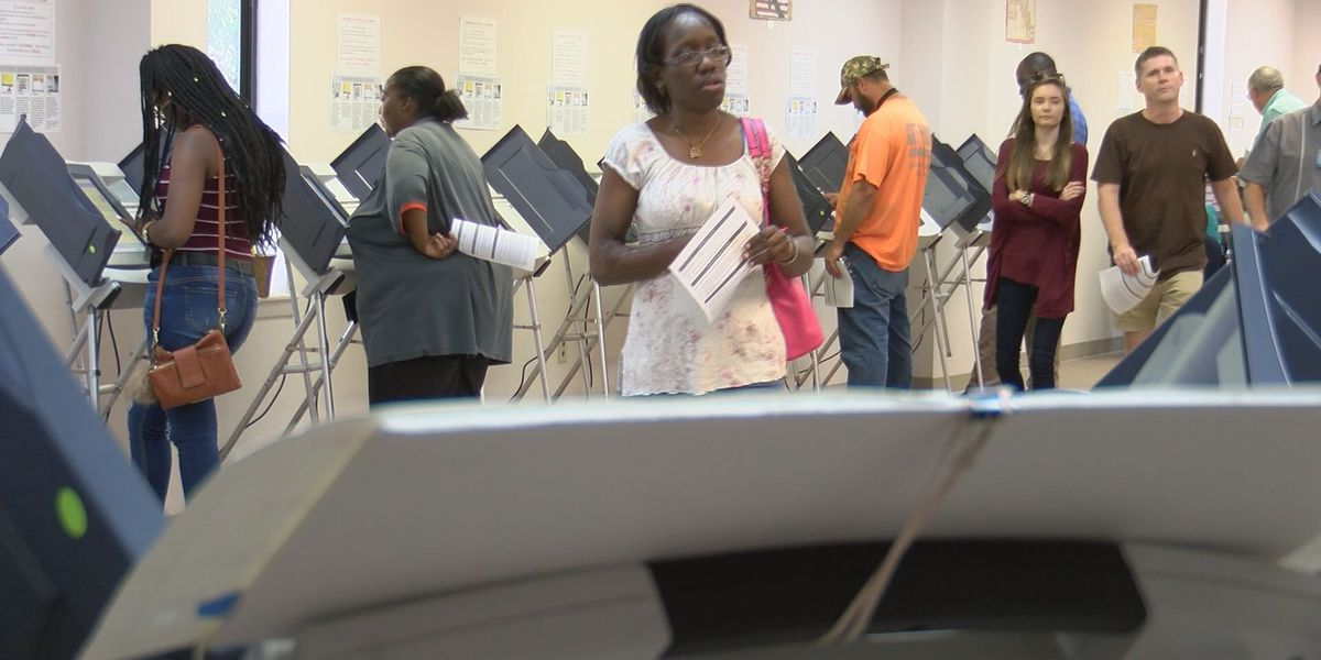 Early voting open until 9 p.m. in Lowndes County