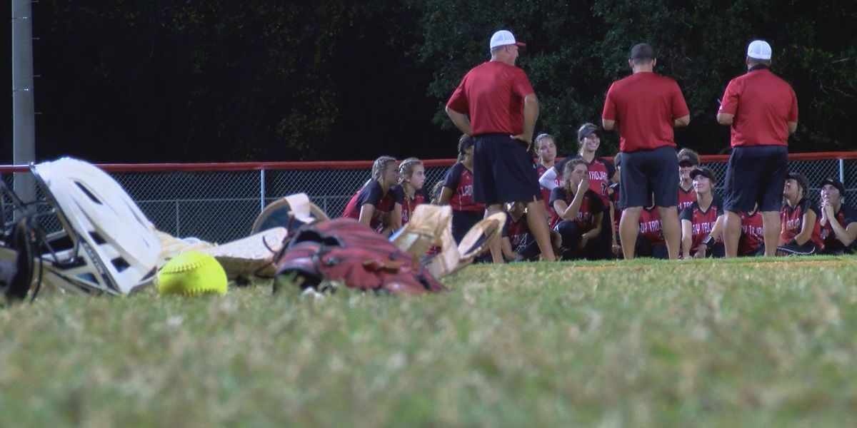 The Lee County Trojans hung tough but fall in the quarter-finals