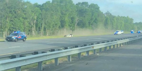 Driver faces charges after high speed multi-county chase on I-75