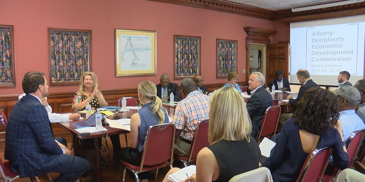 Albany-Dougherty Economic Development Commission tries something new to attract business