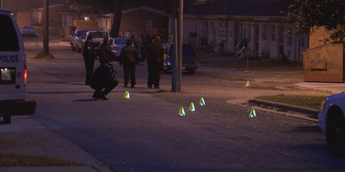 Early morning shooting victim pronounced deceased