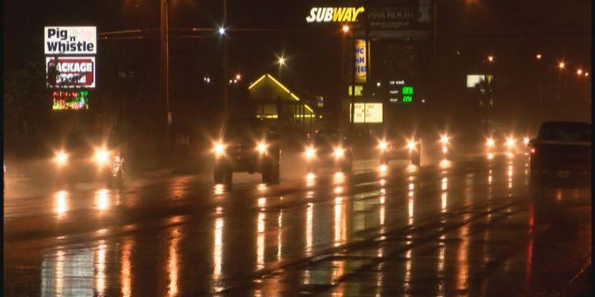 City officials want residents to stay calm and drive safe
