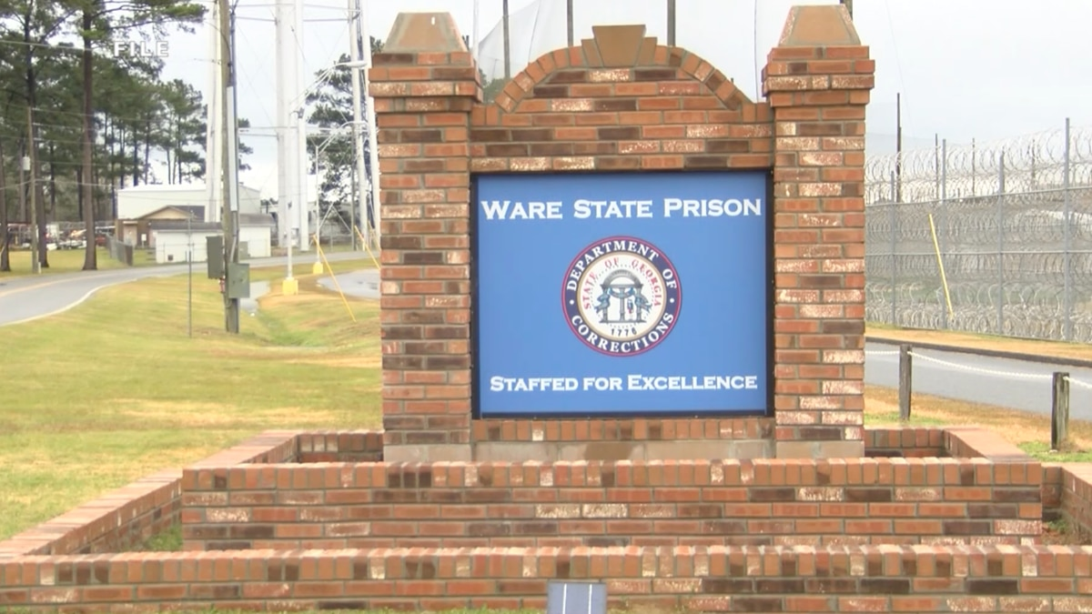 Family member concerned for incarcerated brother at Ware State Prison