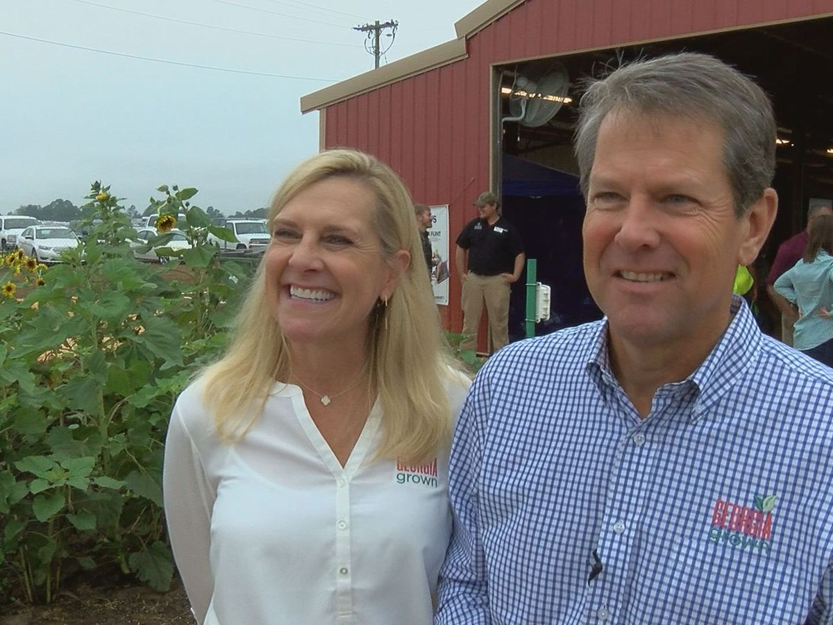 Ga. governor, first lady help kick-off 2019 Sunbelt Ag Expo