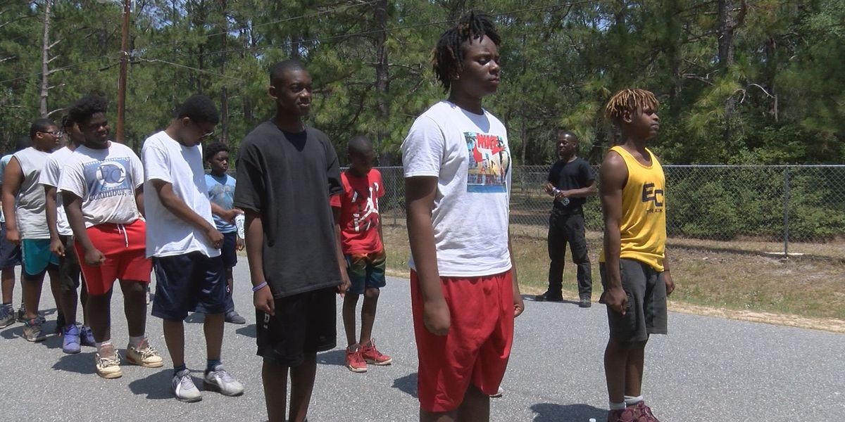 Summer camp showing Albany teens proper paths of life